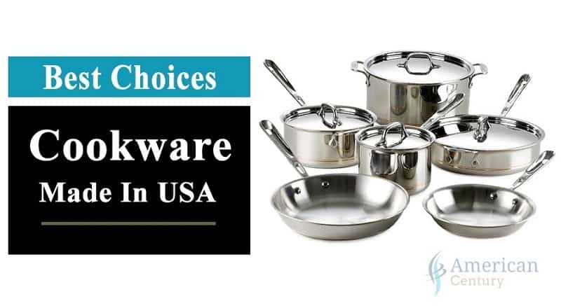 stainless steel cookware made in usa